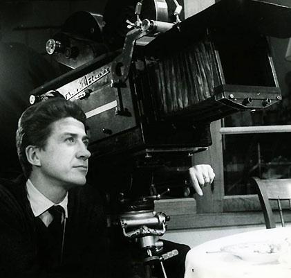 Alain Resnais; Photo newwavefilms.com