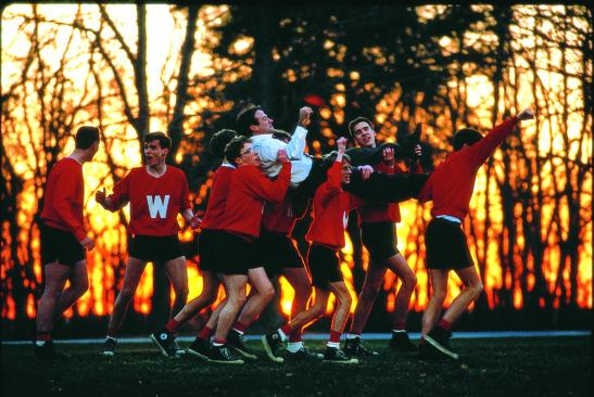 """Still from """"Dead Poets Society"""", © 1989; Touchstone Productions All rights reserved"""