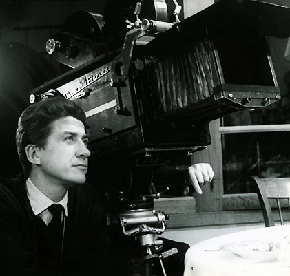 Alain Resnais, undated, Photo newwavefilms.com